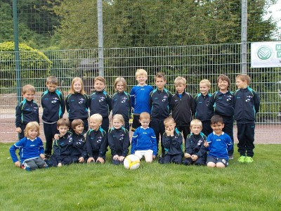 Bambini Mannschaft des FC 06 Rurdorf Saison 2013/2014
